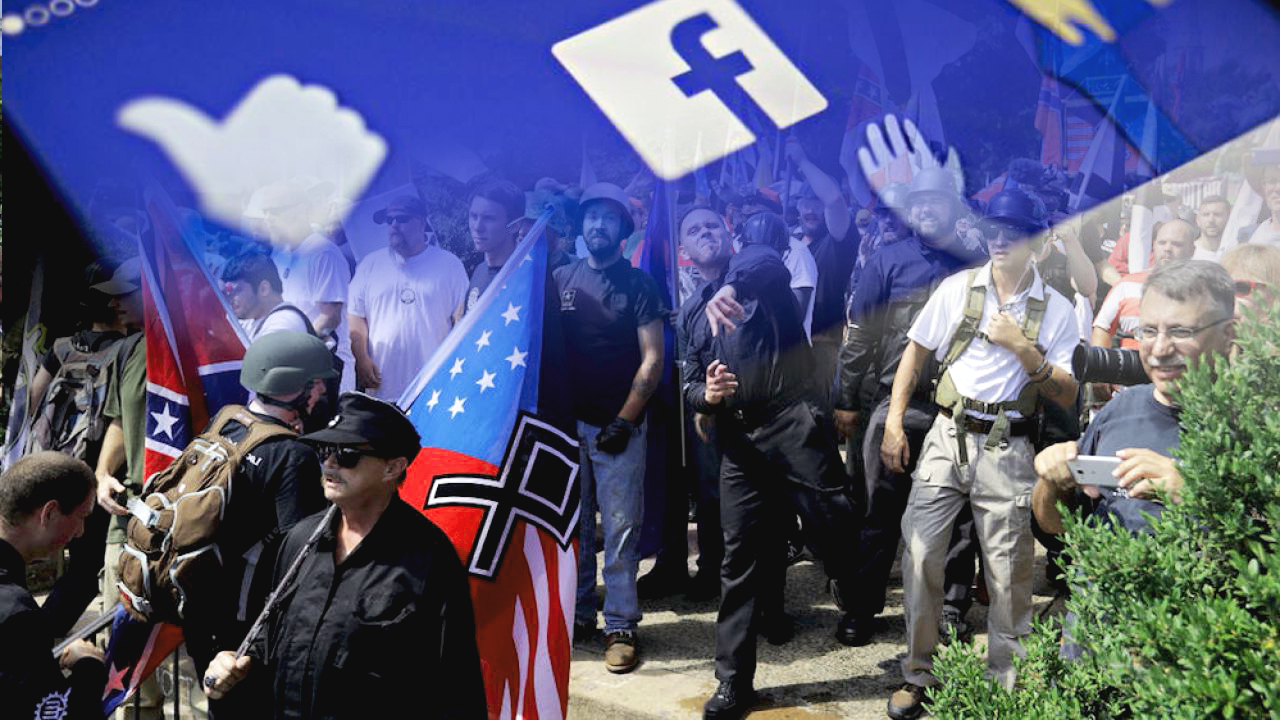 Facebook to Block White Nationalism and Separatism and Extremism