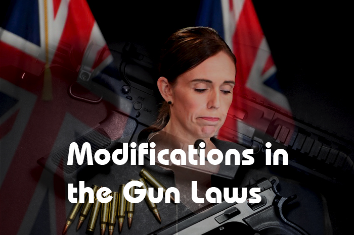 Modifications in the Gun Laws after the NZ Cabinet Meeting