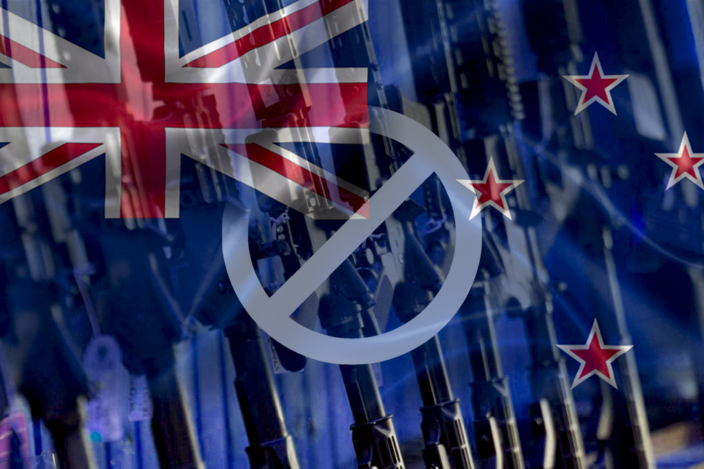 NZ Banned Assault Rifles and Military-Style semi-auto Firearms