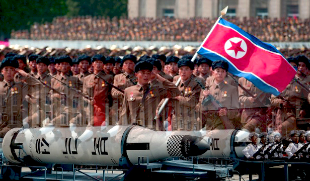 Once Again North Korea Building Long-range Rocket Site