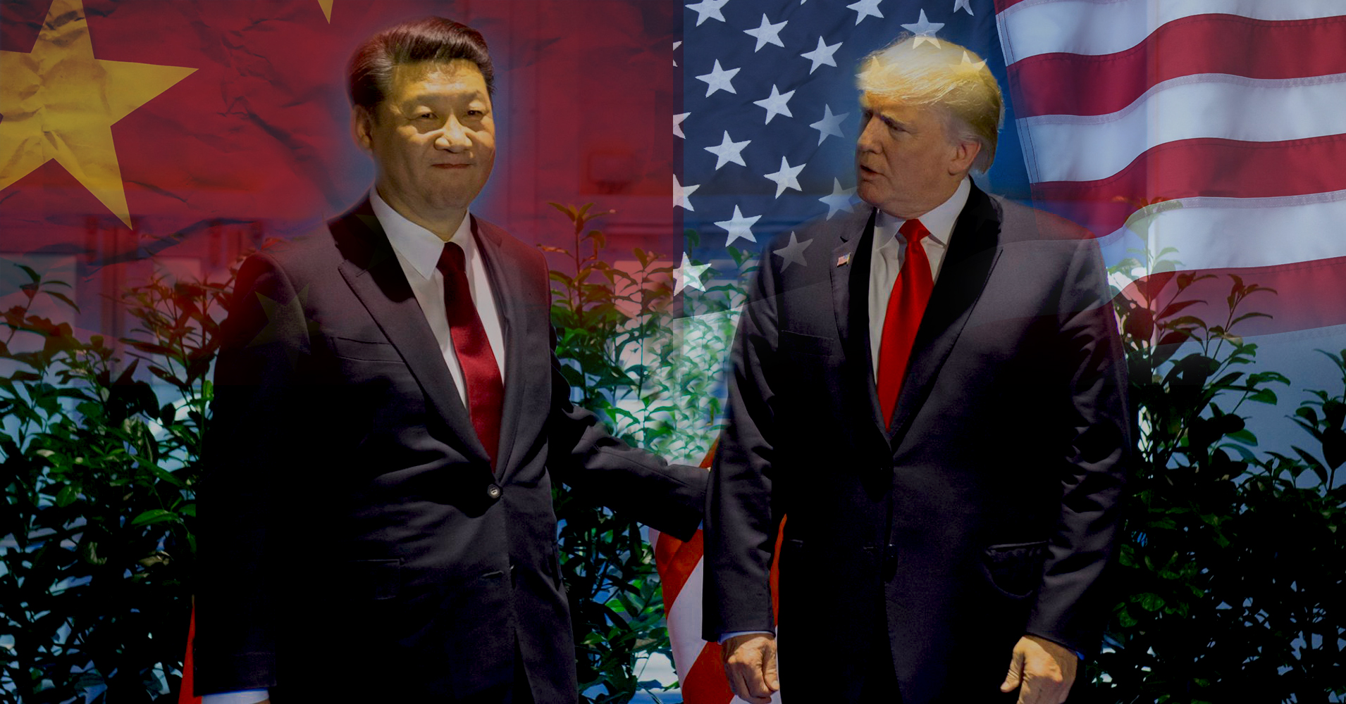 Trump may Left the Table, as he did with North Korea – China