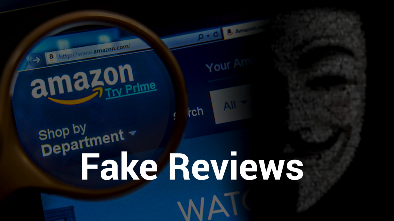 Huge Number of Fake 5-star Reviews Flooded Amazon