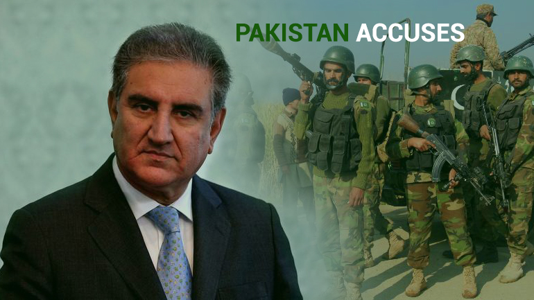 Pakistan's Foreign Minister Shah Mehmood accused India of Planning New Attacks