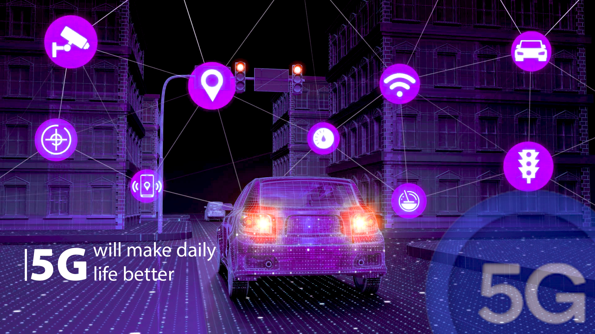 Positive Impact of the 5G Network in Daily Routine Life