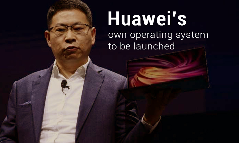 At the end of Year own-Operating System Might ready if Blocked to Use Microsoft or Google – Huawei
