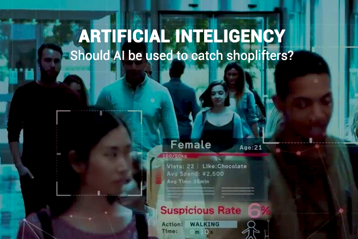 AI Used to Catch Shoplifters in Japan