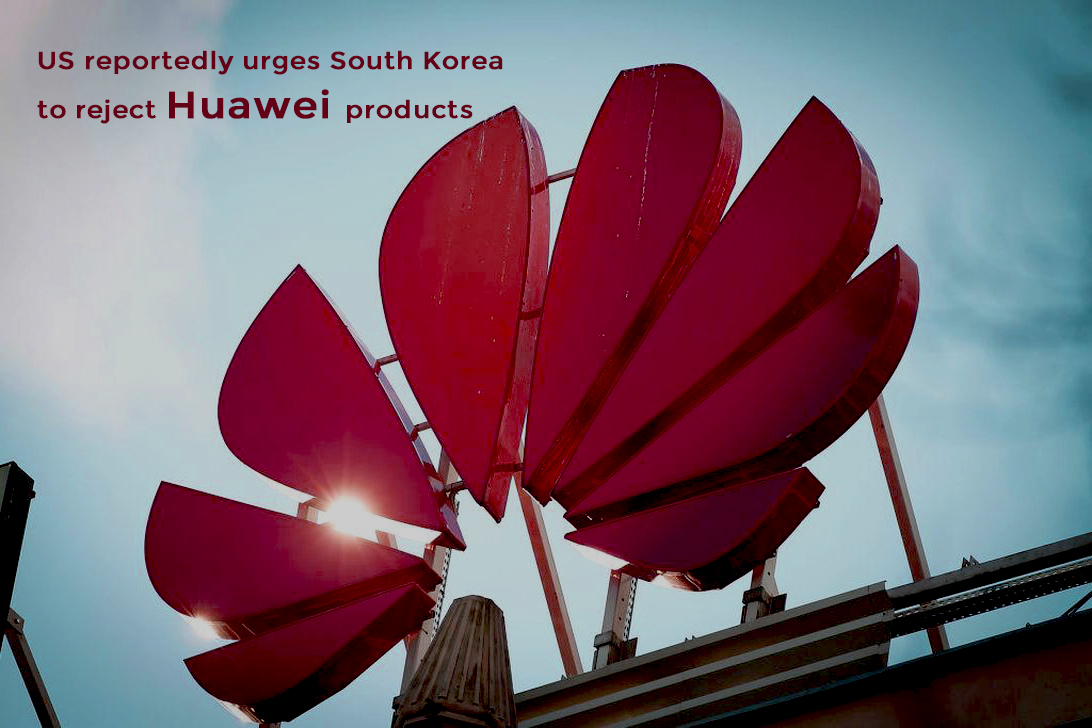 United States Impose South Koreas to Restrict Products of Huawei