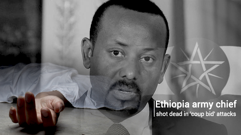 Army Chief of Ethiopia Gen Seare shot dead by his Guard