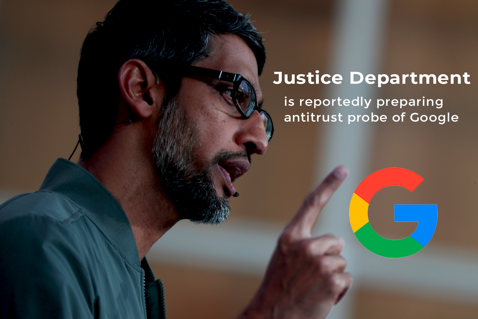 Justice Department of US is Preparing antitrust inquiry of Google
