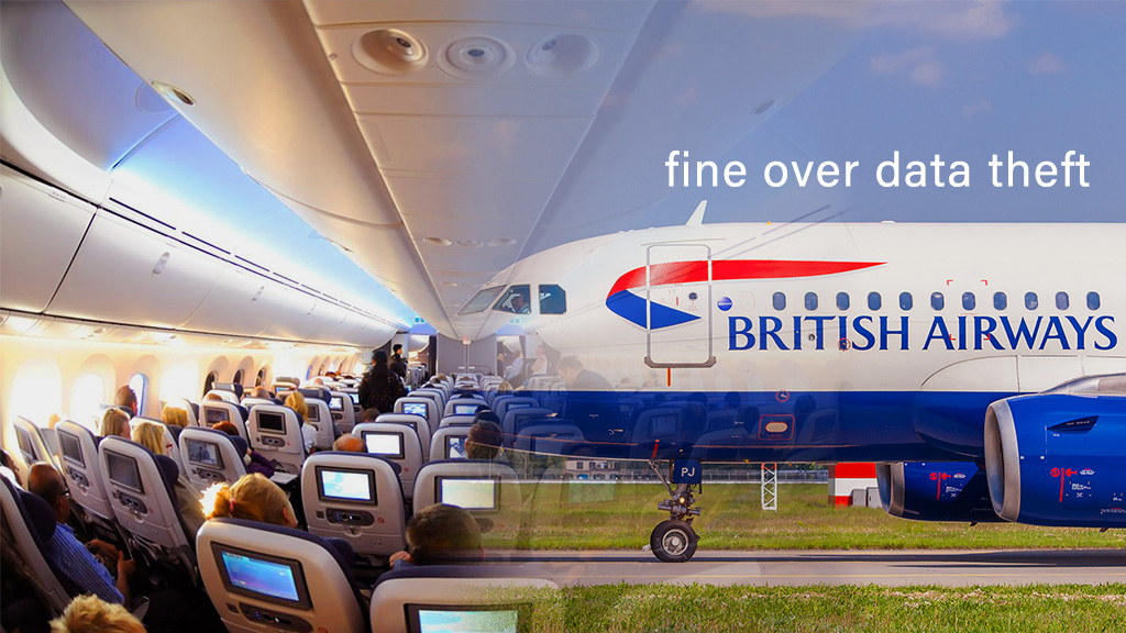 British Airways Faces fine of $230 million for Data Theft
