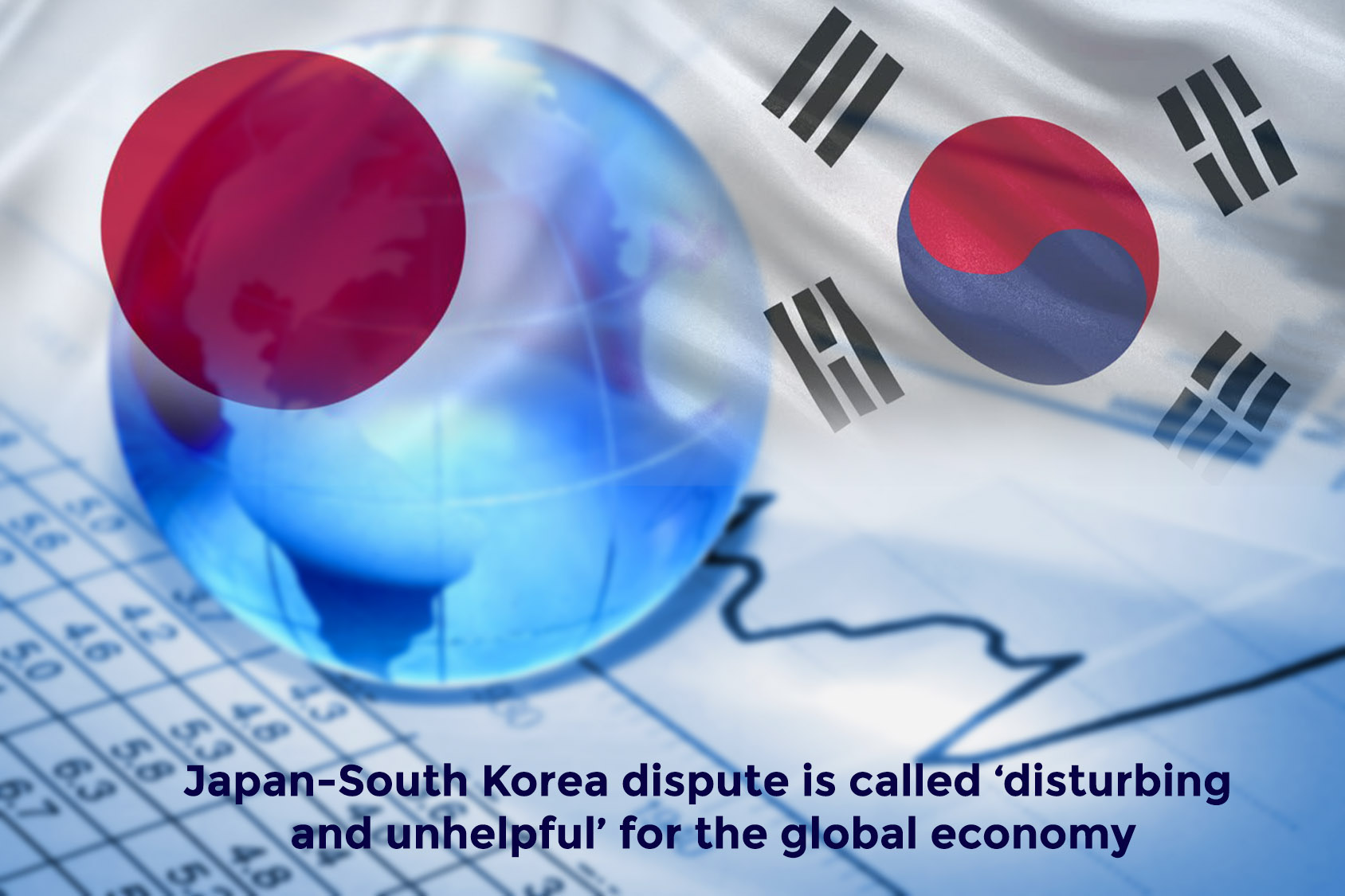 Dispute among Japan and South Korea might Disturb Global Economy