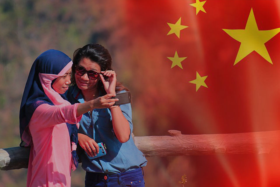 Chinese Camera Apps might uncover user data on Beijing Request