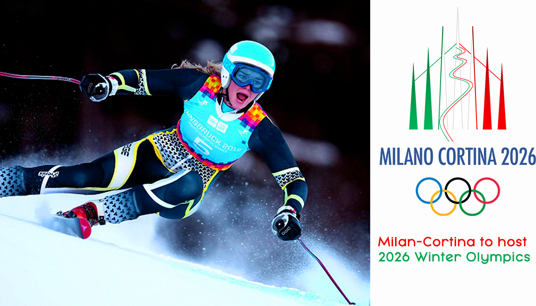 2026 Winter Olympics to be hosted by Milan-Cortina