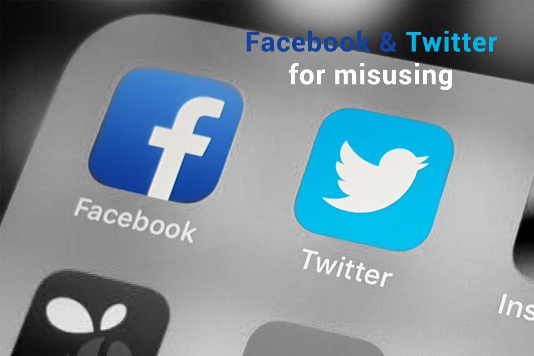 Larry Sanger criticized Facebook & Twitter for Misusing