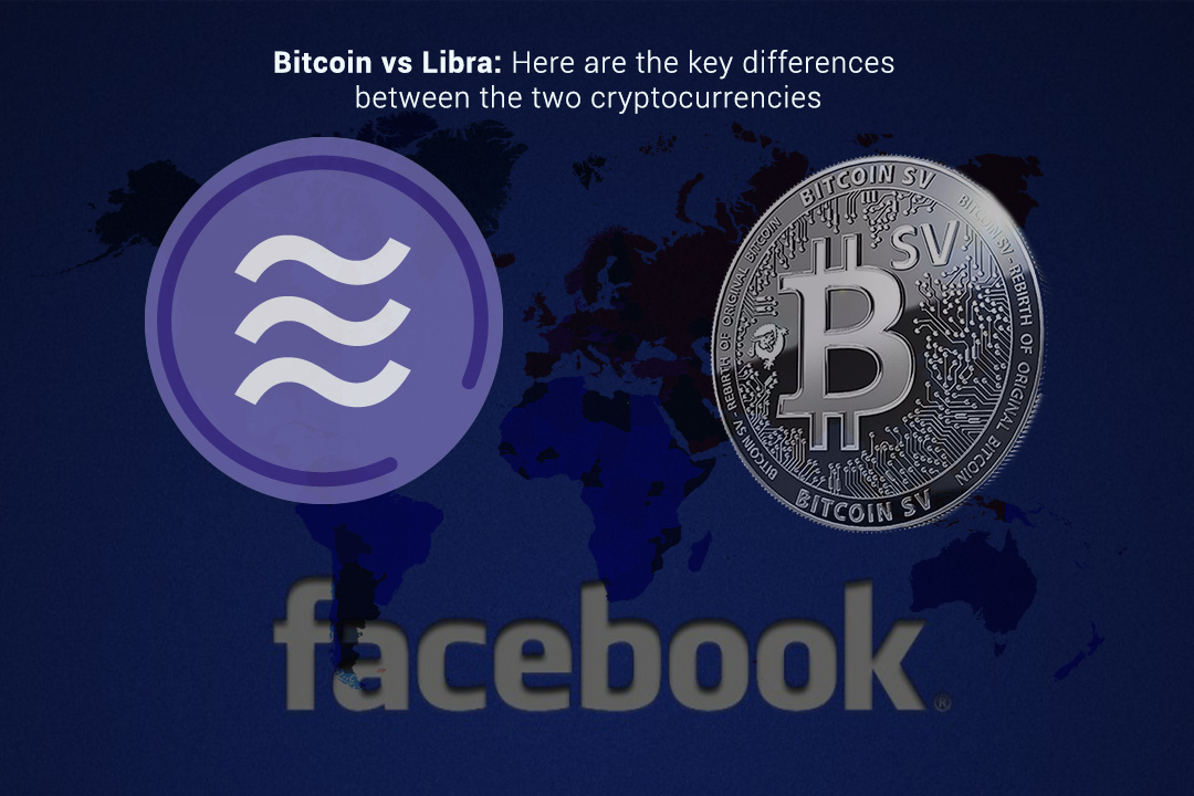 Differences between Bitcoin and Libra