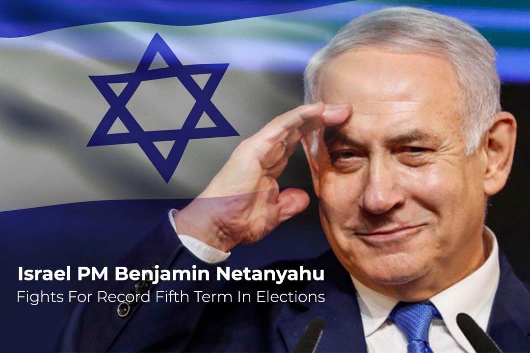 Netanyahu, the Israeli PM will fight for his survival in 2nd general election