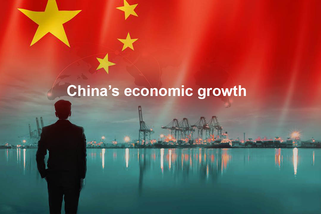 China's Economic Growth at the Weakest level so far