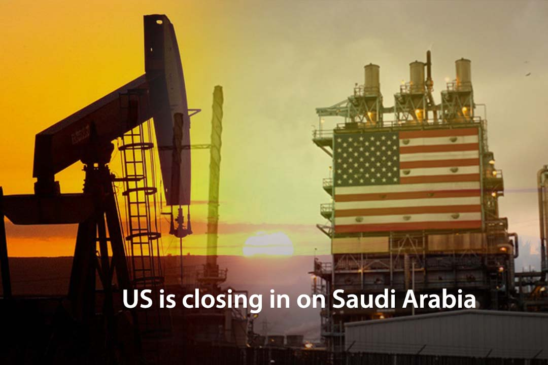 US to become leading World Oil Exporter after beating KSA