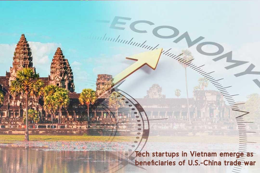 Vietnam tech startups arise as beneficiaries of China-U.S. trade war