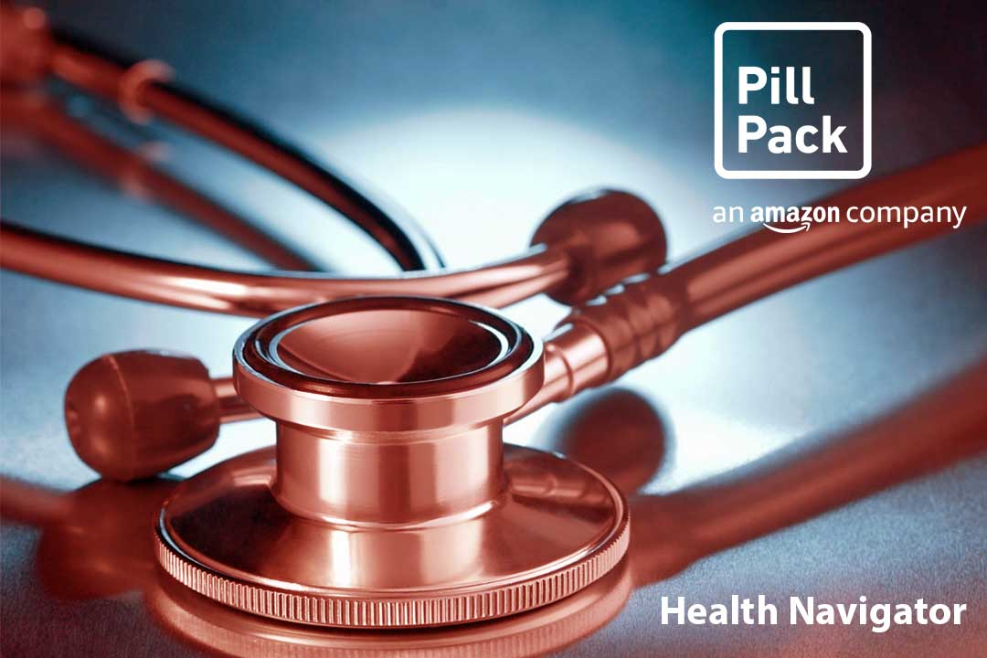 Amazon Purchases first health-related start-up Health Navigator since PillPack