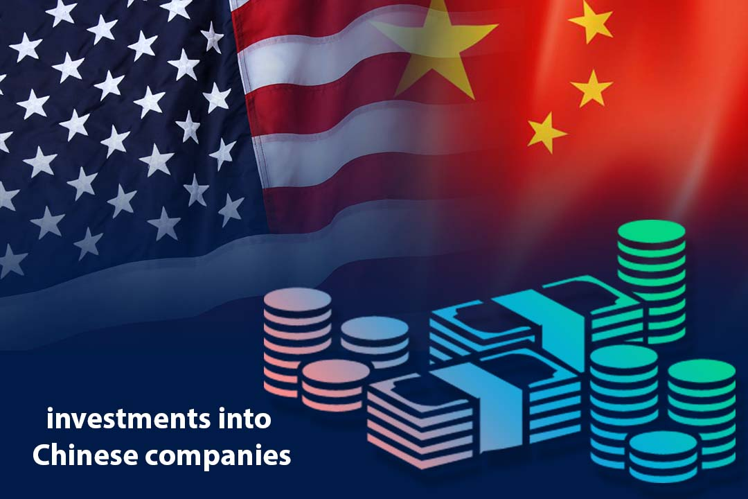 Confining investment into Chinese Companies could hit the US