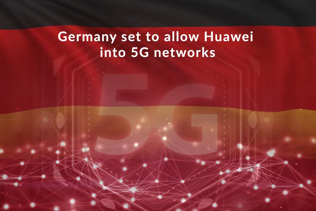 Germany Decided to Allow Huawei into its National 5G networks