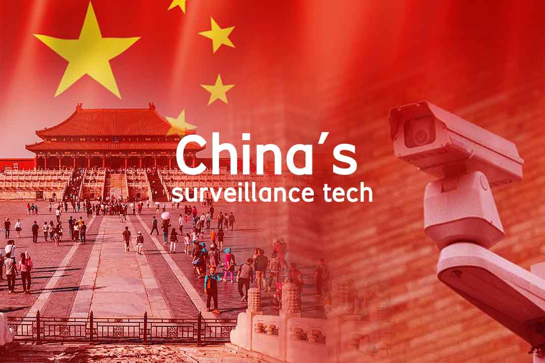 Surveillance Tech of China is spreading Internationally Raising Concerns