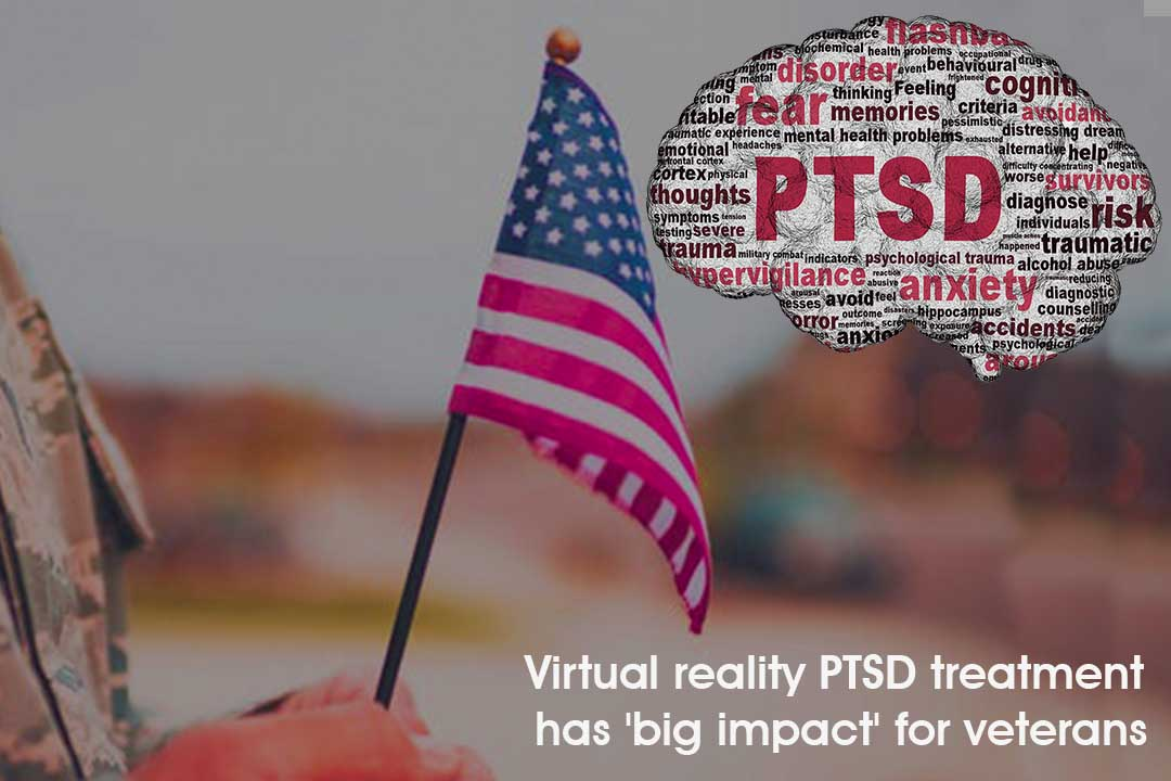 VR Could use to remove post-traumatic Stress Disorder