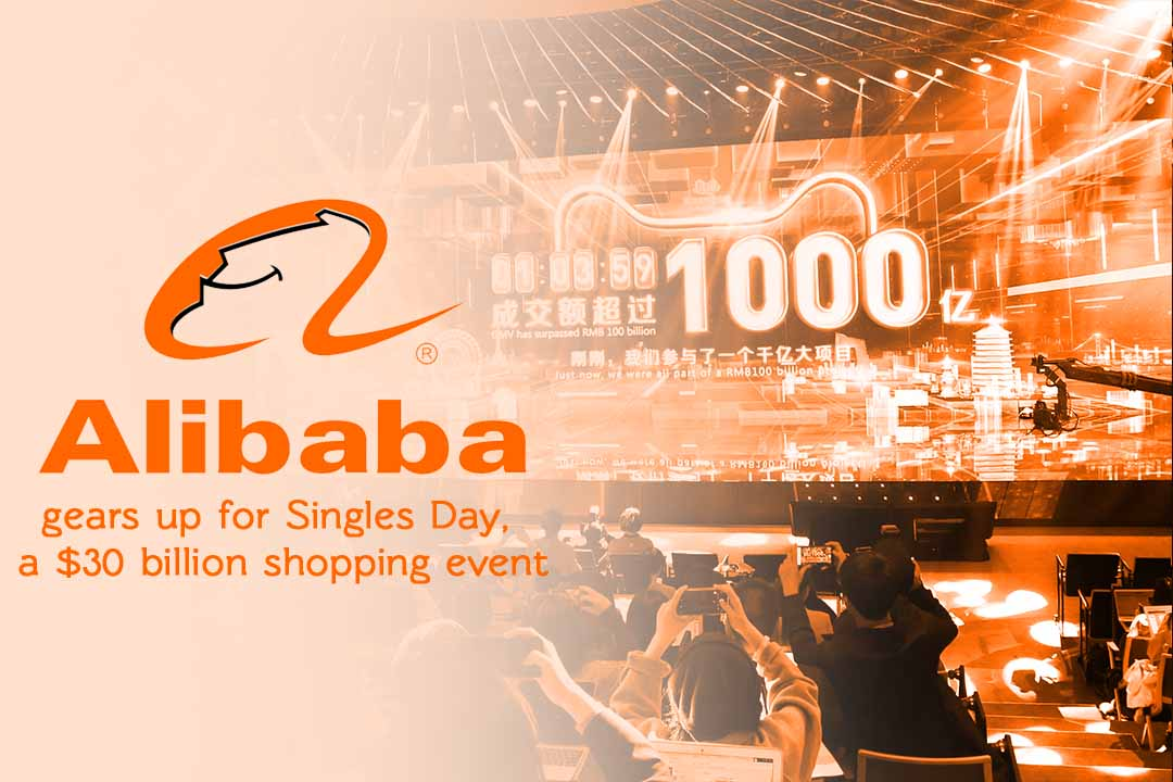 Alibaba breaks Singles Day sales Record with over $38 billion