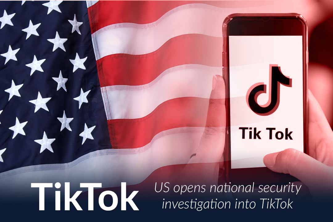 US Gov. to Investigate Beijing-based TikTok app