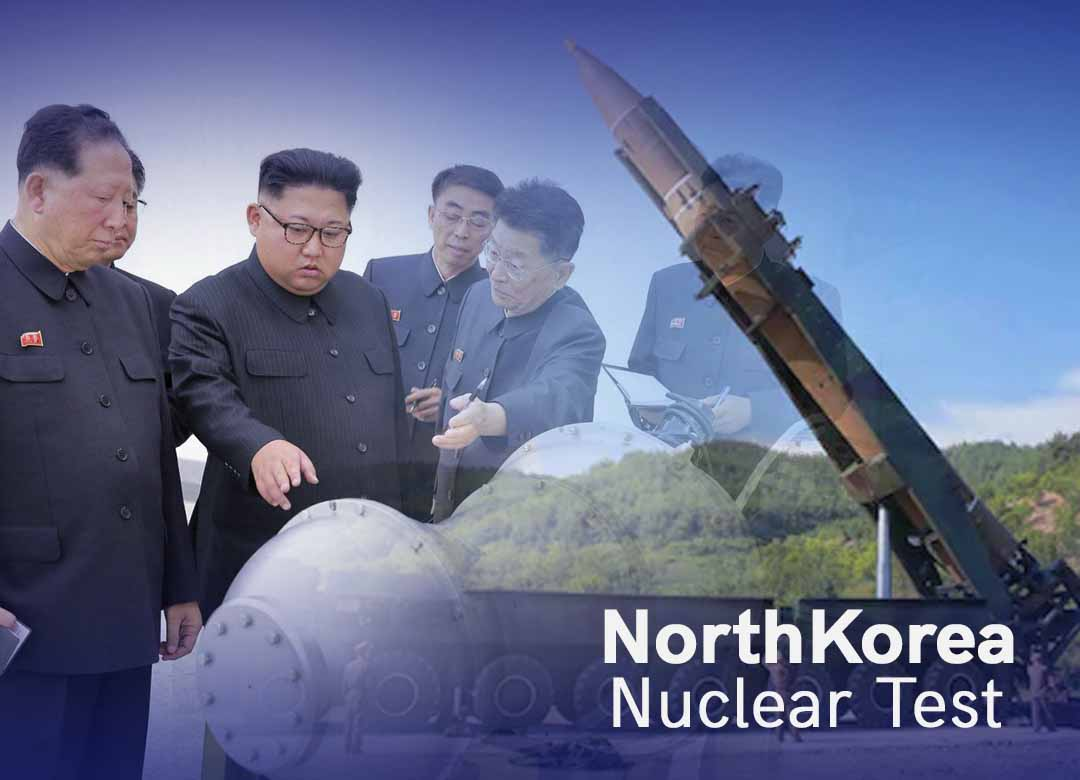 North Korea carry out Latest Test aiming overpower Nuclear Threats of US