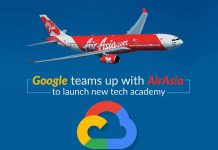 Google join hands with AirAsia to start new technology academy