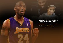 NBA superstar Kobe Bryant killed in a Helicopter crash