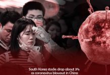 Stocks of South Korea Drops 3% after coronavirus outbreak