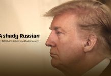 A story of Russian spies destroying American democracy