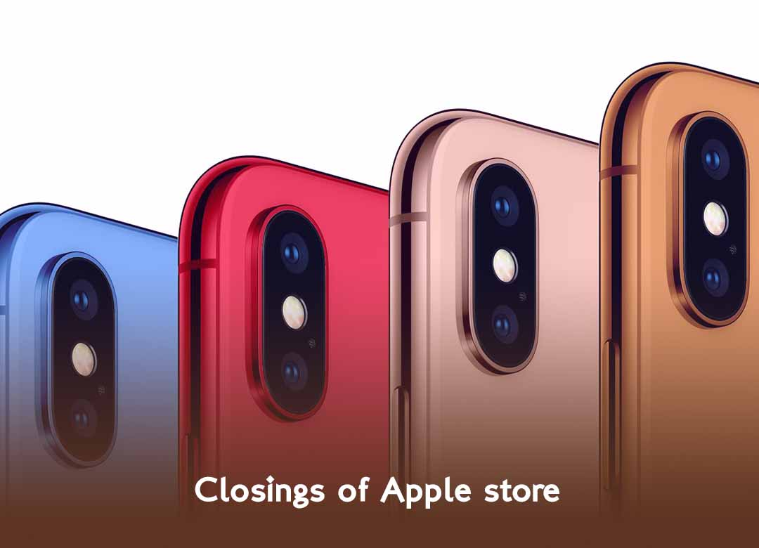 Closings of Apple store in China could delay 1 million iPhone sales