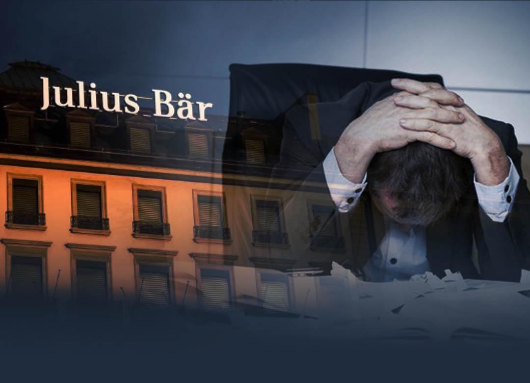 Julius Baer announces 300 job cuts after 2019 profit decline