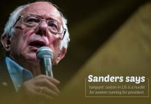U.S. unchecked sexism, a hindrance for female presidential candidates – Sanders
