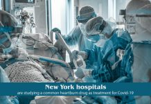 Heartburn drug testing as treatment for Coronavirus in NY