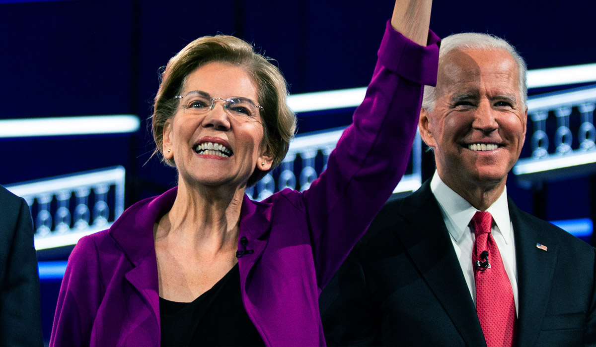 Elizabeth Warren officially Endorses Joe Biden for President
