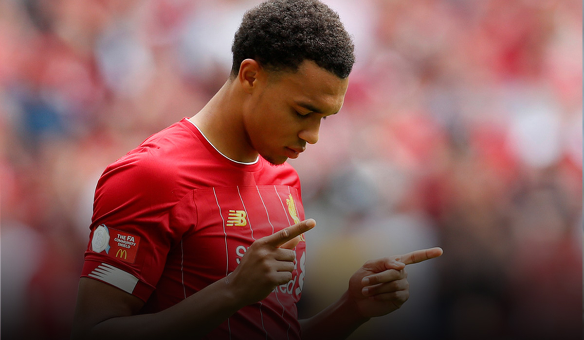 Alexander-Arnold of Liverpool tends to build new dynasty