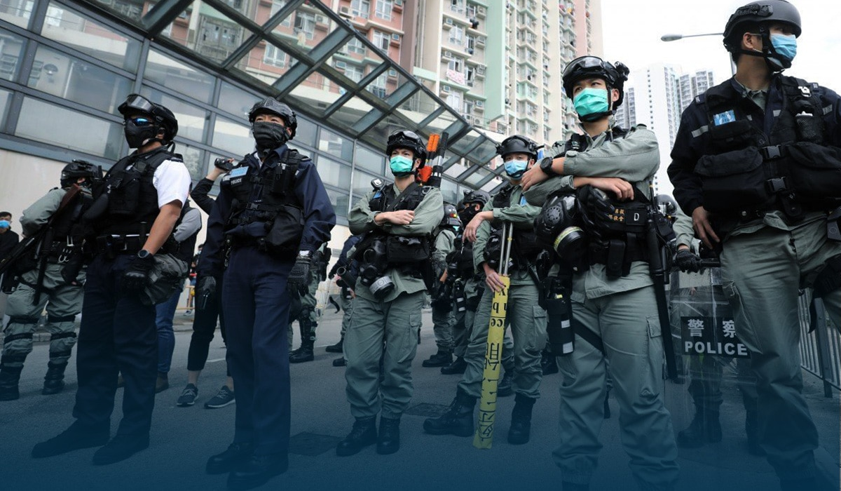 China passes national security law for Hong Kong