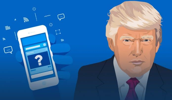 Facebook removes Trump ads for violating its hate policy