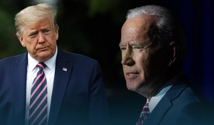 Joe Biden 9 point Lead over Donald Trump in Wisconsin