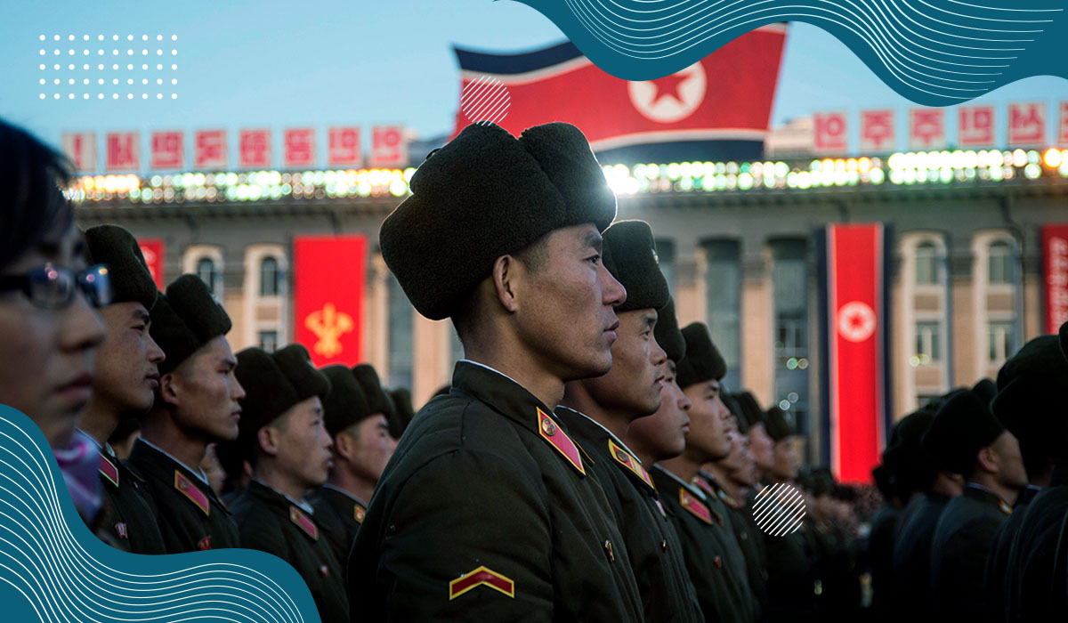 North Korea is conducting huge cyber-attacks against U.S.