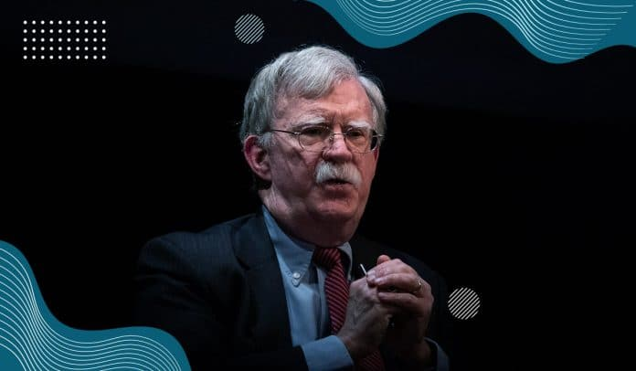 Trump Admin suit Bolton over book publication issue legally