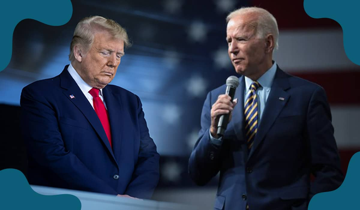 Biden leads in Trump's 2016 three key victorious states