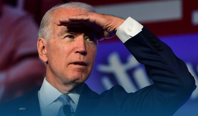Biden leads in 2016 Trump's three critical victorious states
