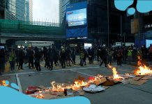 China's new Hong Kong law has instant chilling impact