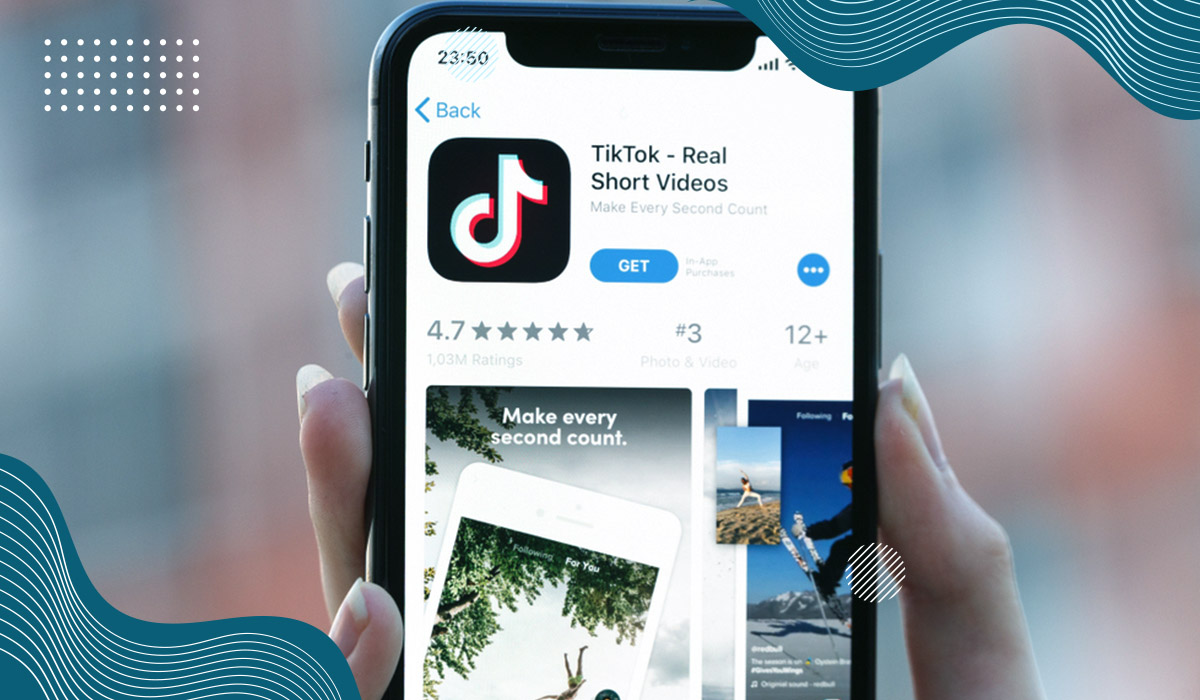 TikTok may undergo a shakeup of its corporate structure